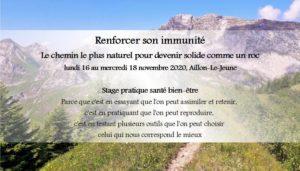 stage-renforcer-son-immunite-chalet-du-blanc